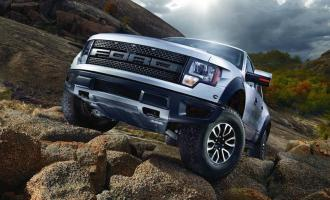 2011款6.2L SVT Raptor SuperCab