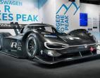 效率惊人 大众纯电动赛车20分钟充满电