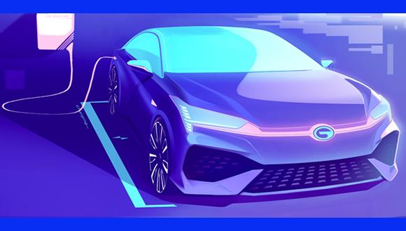 续航超600km,广汽新能源新车将亮相车展