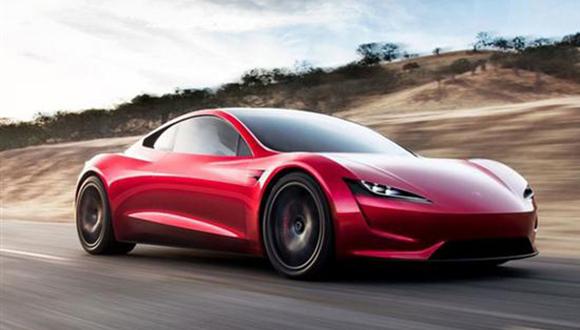 特斯拉纯电跑车 续航超1000km/134.8万起售