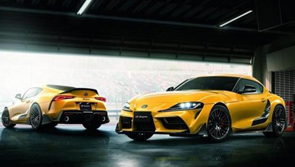 丰田跑车性能版曝光 新增碳纤尾翼/外观升级