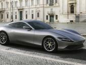 法拉利全新车型Roma正式亮相