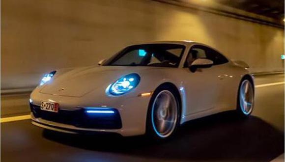 保时捷新款911官图实拍 年底前交付