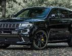 Jeep新大切诺基曝光 搭6.2L/多项选装配置