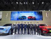 VV7 PHEV产品系列领衔中国豪华SUV阵营重磅登陆2019广州车展
