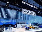 冠军哈弗 智领全球 哈弗SUV携多款新车亮相广州车展