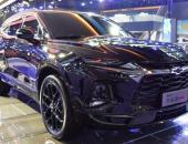 雪佛兰大7座SUV开拓者3月上市 预计25万起