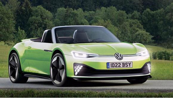 对标特斯拉Roadster,大众或将推出全新旗舰电动跑车ID.R