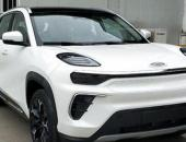 全铝车身/定位中型轿跑SUV 奇瑞新能源eQ5申报信息